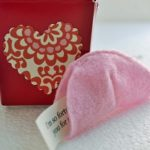 Felt Fortune Cookie Valentines