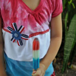 Red White & Blue Popsicle T-Shirt