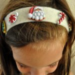 Homemade Holiday Headbands