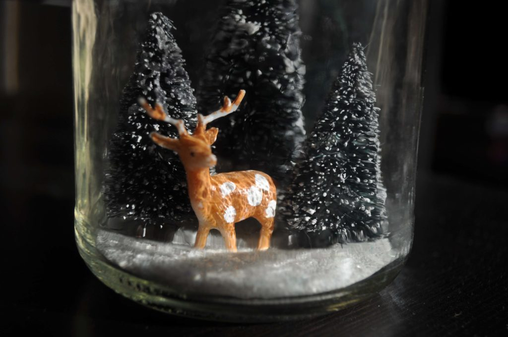 DIY Snow Globes www.laurabraydesigns.com