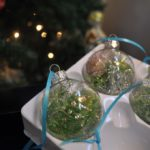 Make Glitter Ornaments
