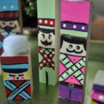 Christmas Crafts for Kids: Toyland Soldiers