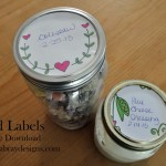 Canning Jar Labels Free Printable