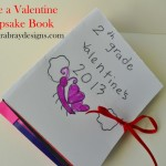 Make a Valentine Keepsake Book