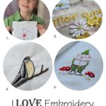 Embroidery Round-Up