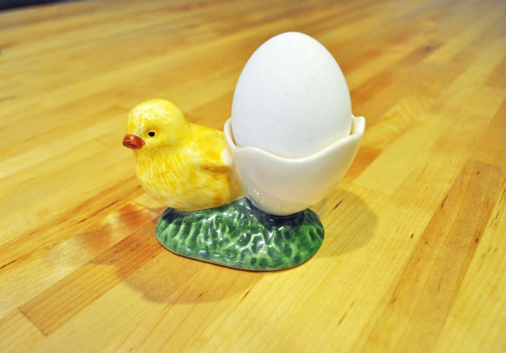 Eggs in an Egg Cup|www.laurabraydesigns.com