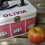 Make a Cupcake Lunchbox with Craft Attitude and Guest Designer Olivia Bray