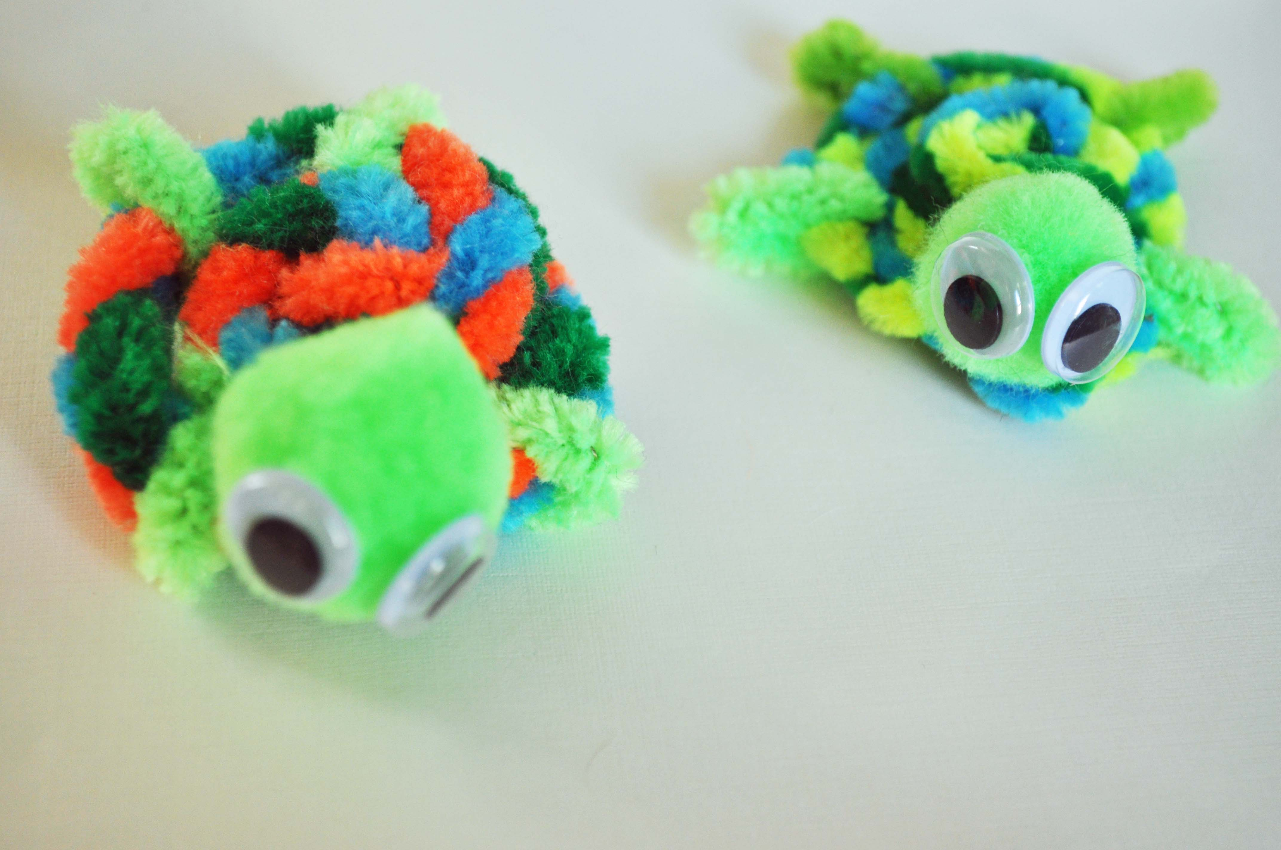 Pipe cleaners for crafts - Crafts For Kids Pipe Cleaner Animals At Www Laurabraydesigns Com