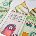 Crafting with Kids: Make your own stamps with foam sheets
