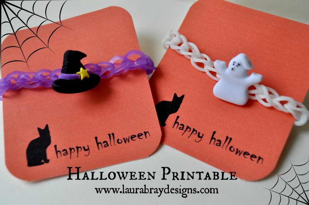 Halloween Gift Tags Free Printable