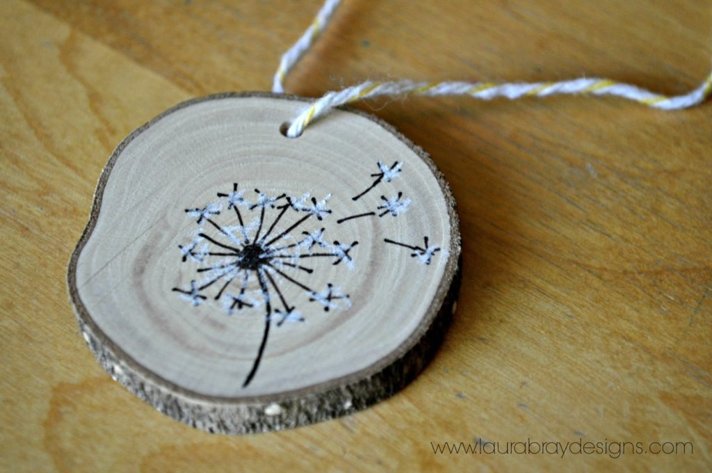 Wish Ornament by Laura Bray Designs