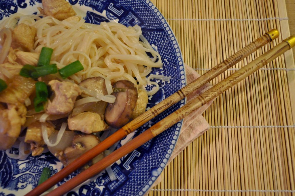 Chinese New Year Recipes and Crafts