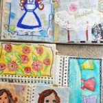 Sketchbooks and Journals