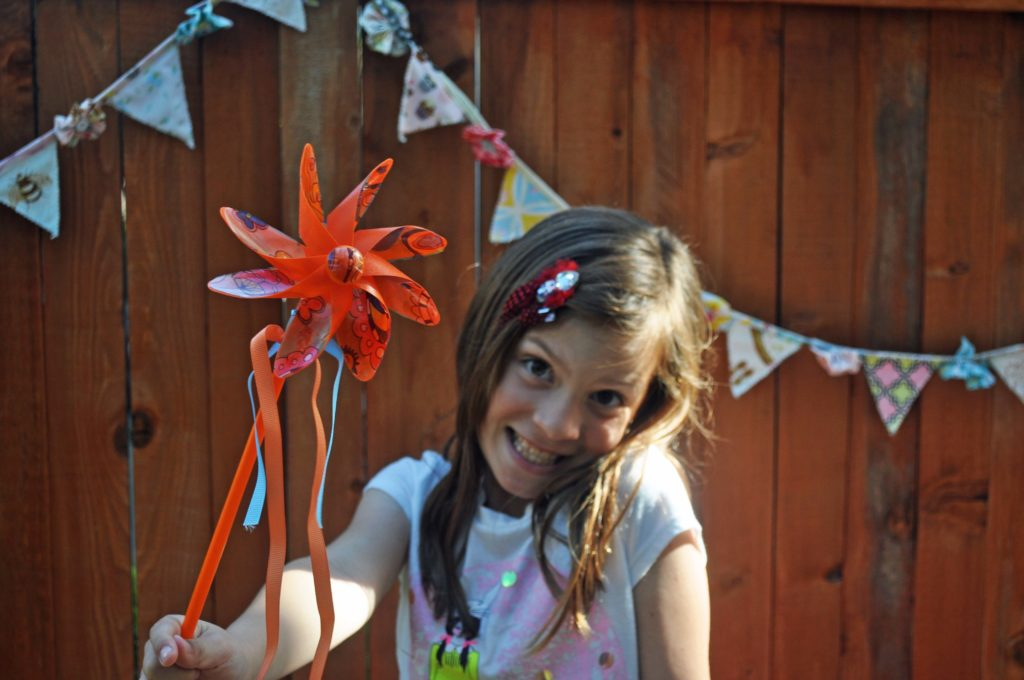 Party Pinwheels with Craft Attitude