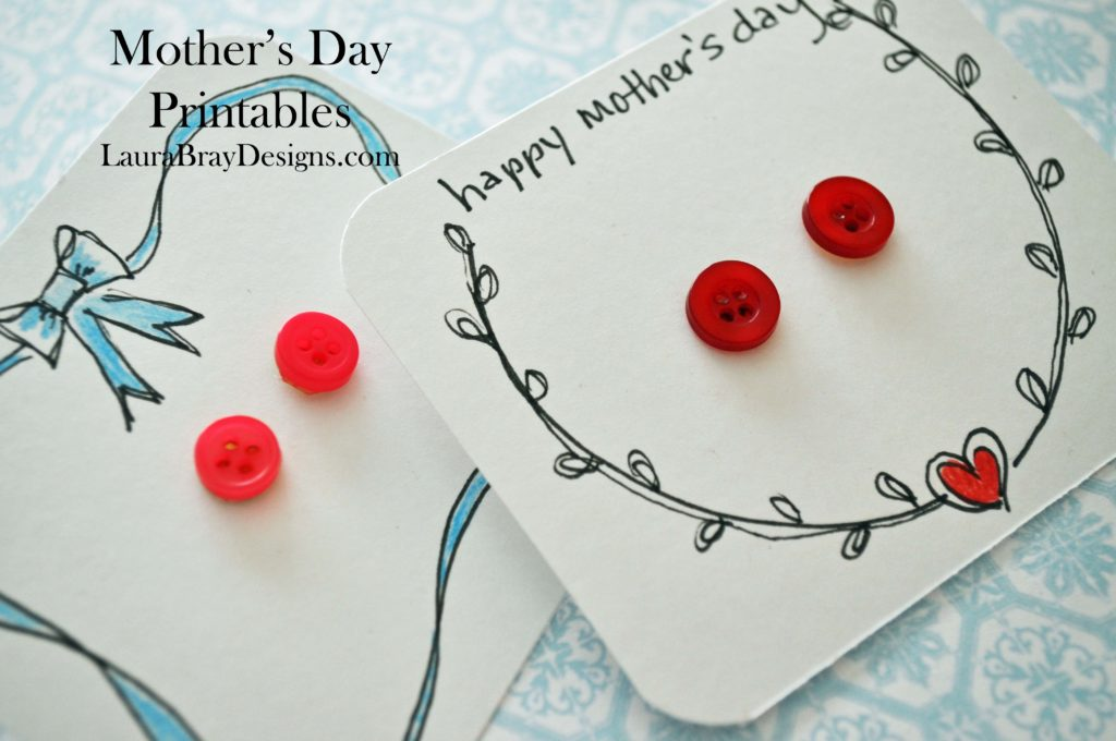 Free Mother's Day Printable