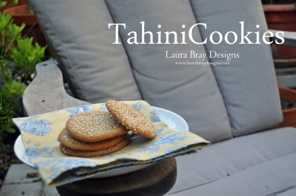 Tahini Cookie Recipe