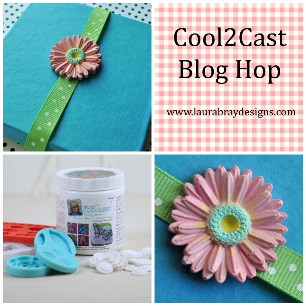 Cool2Cast Blog Hop Gift Charms: LauraBrayDesigns.com