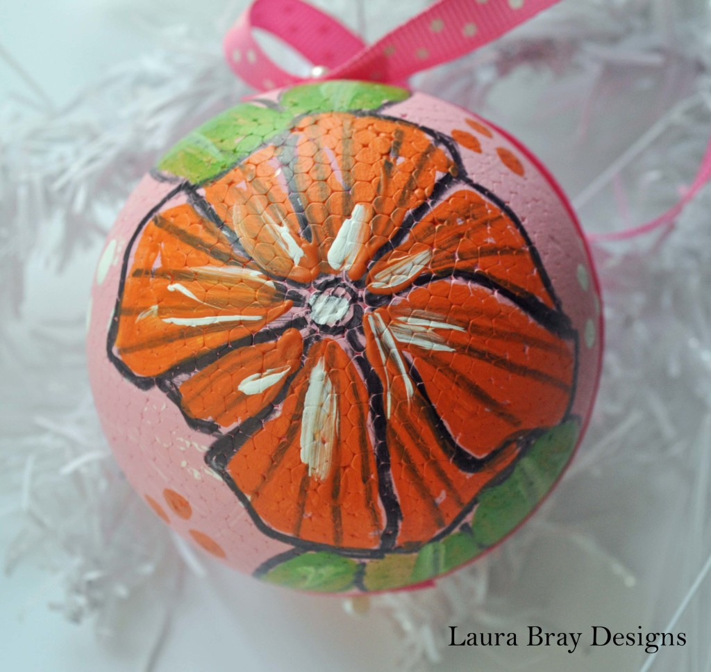 Doodle Ornaments with LauraBrayDesigns.com