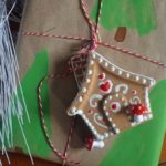 Gingerbread House Gift Tags and Ornaments
