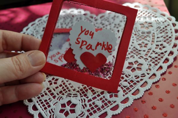 Homemade Valentines with LauraBrayDesigns.com