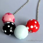 Smoothfoam Beads Necklace