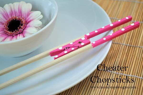Cheater Chopsticks Beauty Shot