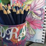 Pretty Pencil Holder