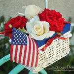 July 4th Bike Basket Beauty Shot