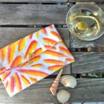 Summer Clutch with Faber Castell