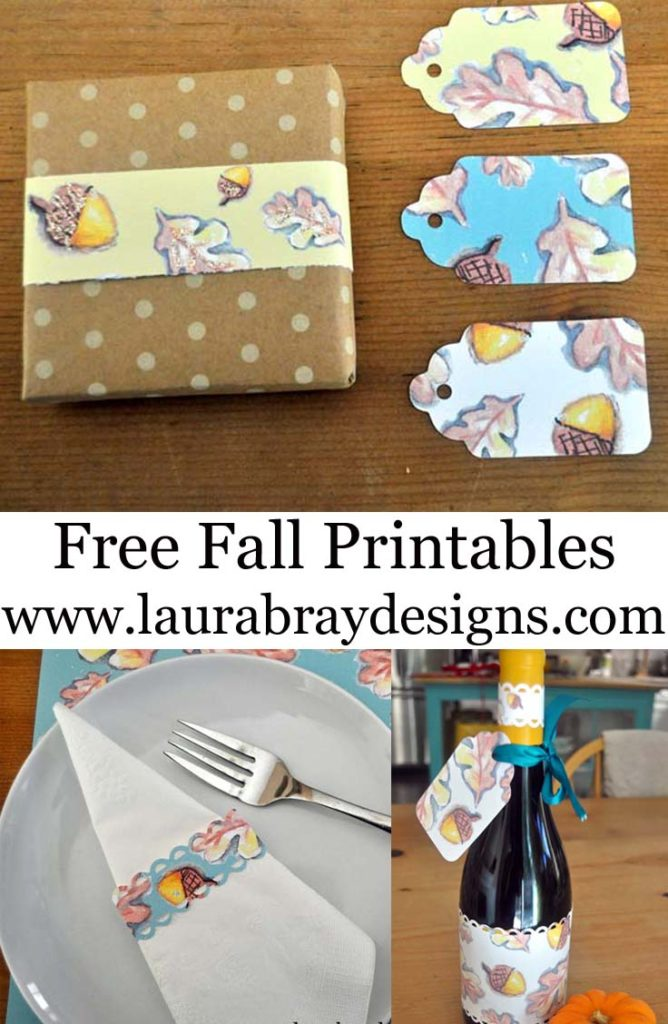 Pinterest Photo for Fall Printables 2016