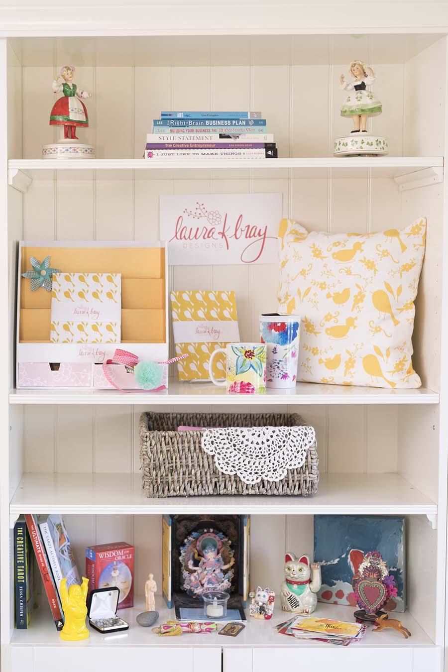 Laura Bray Designs Studio Tour